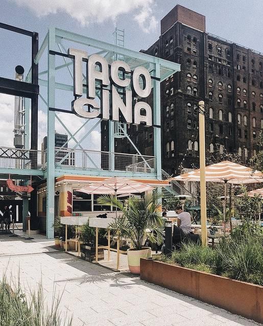工場をリノベした公園がお洒落!ブルックリンの新たなランドマーク