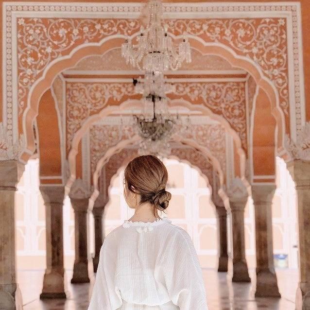 思ってたのと違うかも♡印象が変わる、インドのピンクシティが美しすぎた!