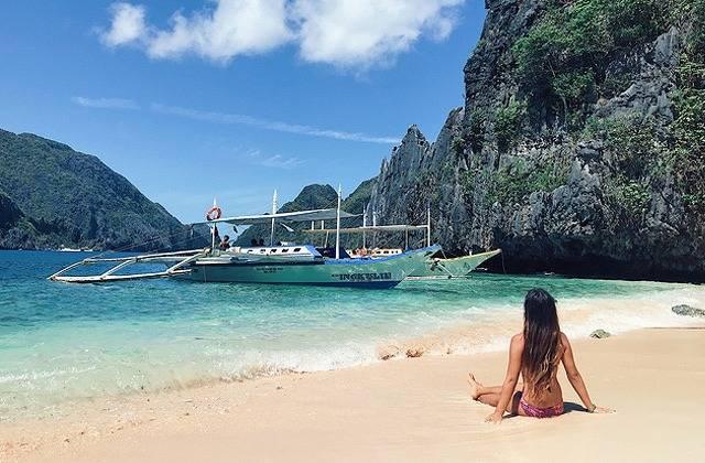 世界を旅する羽石杏奈が特に好きな街と海!フィリピンのエルニドに行くべき理由♡