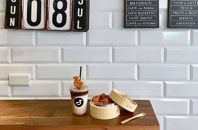 台湾にあるアヒルがかわいいカフェを知ってる?
