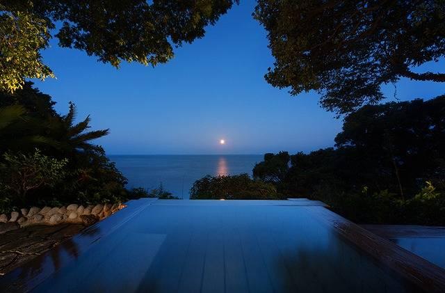 """今秋に見るべき絶景は、日本百名月""""ムーンロード""""!満月を愛で名湯に浸る伊豆の旅♡"""