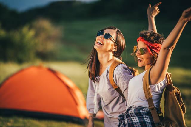 キャンプ版Airbnbが登場♡選りすぐりの遊休地でプライベートキャンプを楽しもう