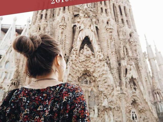 スペイン往復航空券が当たるチャンス!今年の運試しに今すぐ応募♡