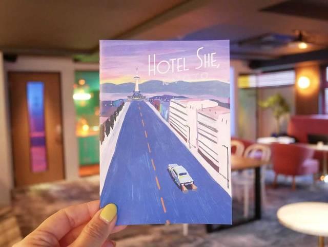 【GENIC編集長のHOTEL SHE, KYOTO訪問記】最果ての旅のオアシスとは?