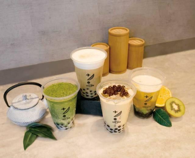 お茶とタピオカドリンク専門店「PEARL LADY 茶BAR」が横浜に初上陸!