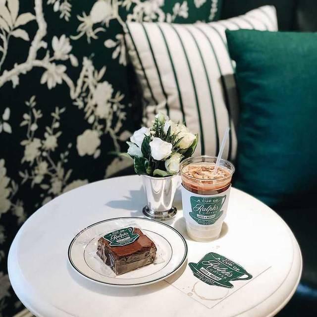 世界各国に展開し大人気のラルフローレンのカフェ「Ralph's Coffee」が遂にニューヨークに再オープン!
