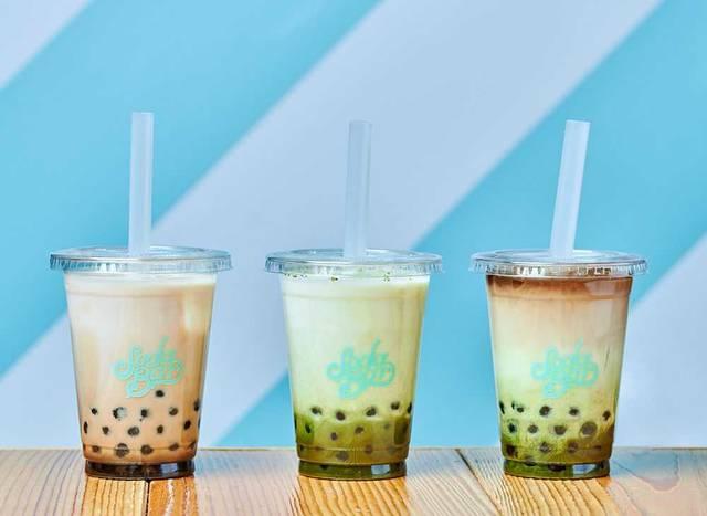 国産フルーツ使用のソーダ専門店「SODA BAR」が都内初出店!抹茶のタピオカドリンクも