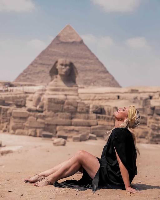 「最も有名なピラミッド」答えられますか?
