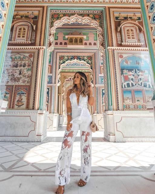 【THE GENIC Vol.286】装飾が美しいインドの人気急上昇スポットとは?