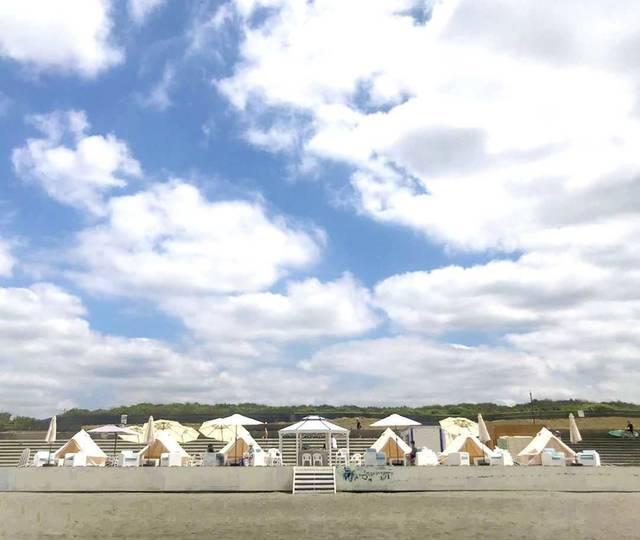 贅沢なチルアウト空間♡江の島にビーチハウス初のグランピングリゾートが誕生
