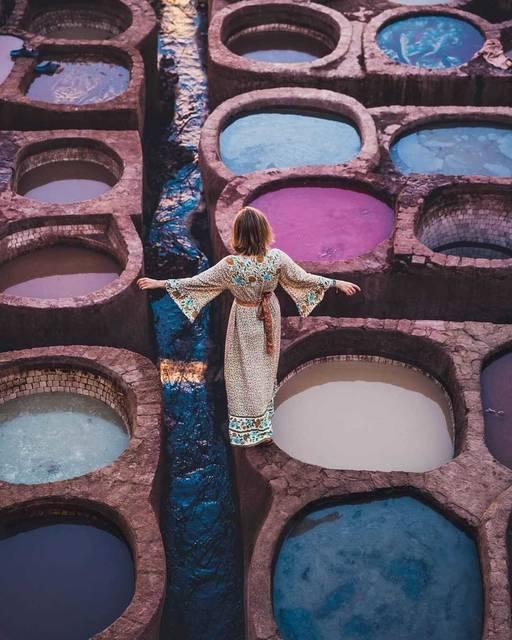 匂いに注意!モロッコの世界遺産の撮影の裏側!
