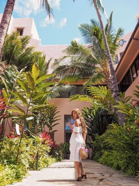 何度でもいつでも行きたい!常夏の楽園をとことん楽しむ旅INハワイ[前編]