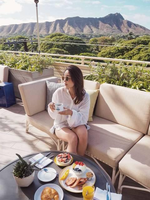 オアフ島の人気ホテルにある、絶対行くべきグルメスポット8選!