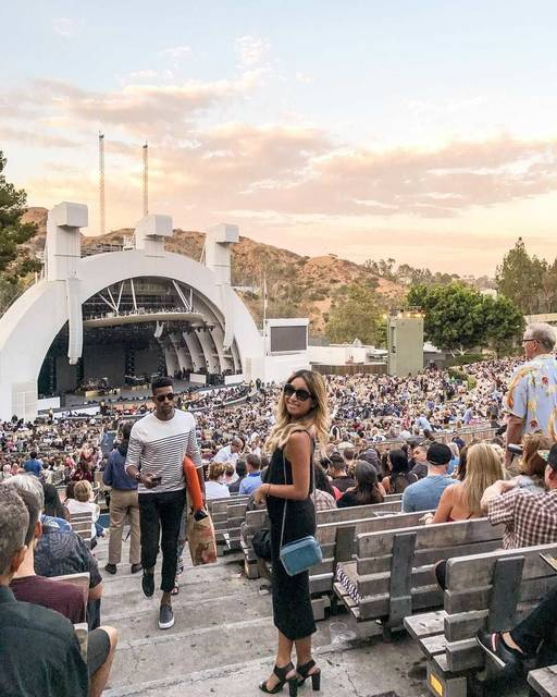 ハリウッドで夜のロサンゼルスを満喫!野外コンサートHollywood Bowlの楽しみ方