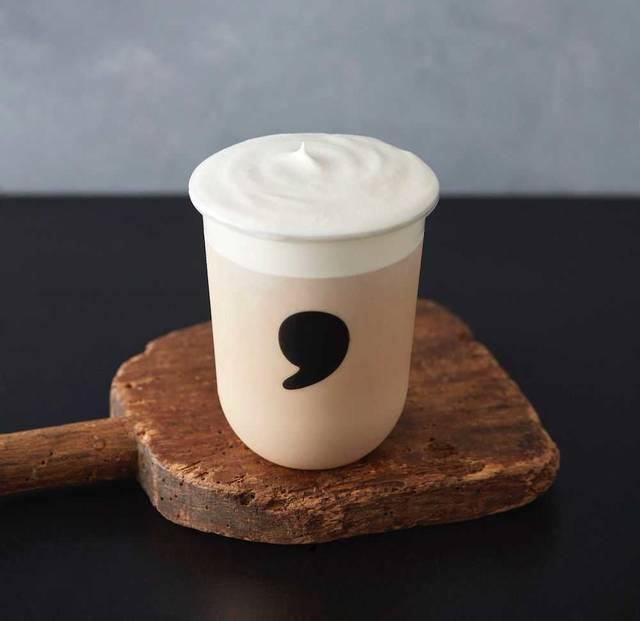 comma teaのくせになる自家製チーズティーがお得に!チーズティーフェア開催