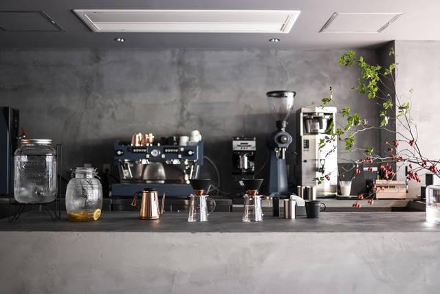 プロ仕様の機器で抽出した本格コーヒー! Beasty Coffee「cafe laboratory」がオープン