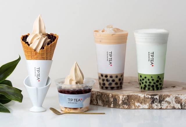 春水堂TP TEAが秋の新作「タピオカほうじ茶ラテ」「タピオカほうじ茶ソフトクリーム」発売!