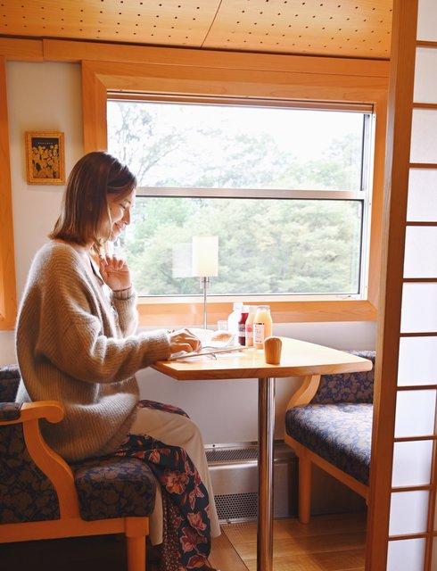 お食事しながら長野を走る!観光列車「ろくもん」に感動♡軽井沢のおしゃれスポット3選も!