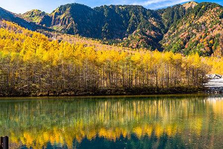 今年はどこ行く?紅葉を楽しめる登山・ハイキング人気スポットランキング2019
