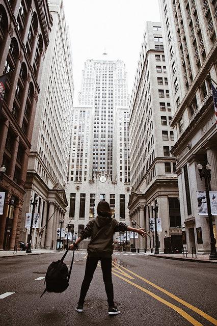 世界はシカゴにフォーカスしてる!Vol.5