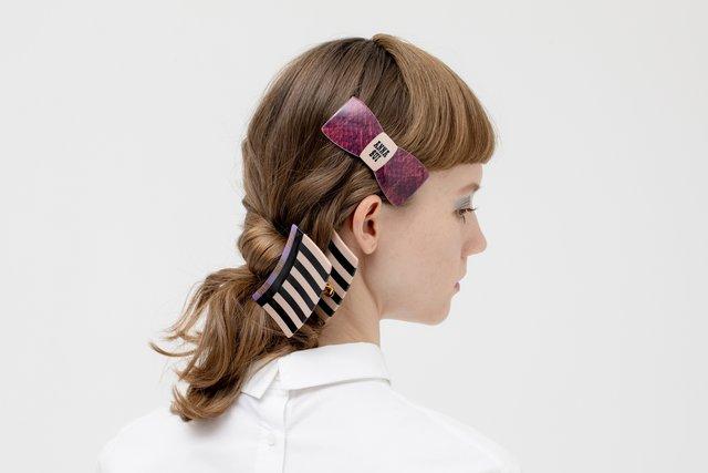 ANNA SUI ×THEATRE PRODUCTSのヘアアクセでキュートにキメて♡