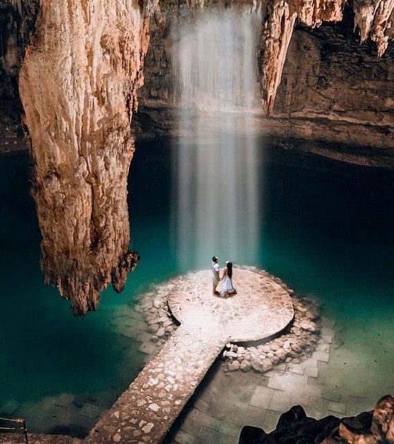 メキシコにある神秘の泉「セノーテ」5選!