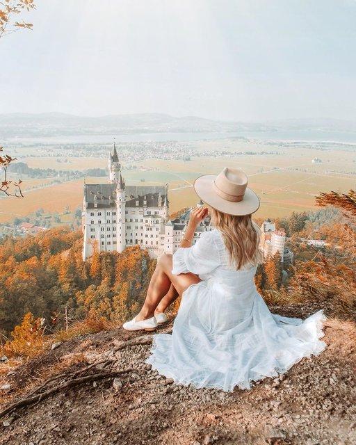 憧れを形に!王のこだわりが詰まったノイシュヴァンシュタイン城