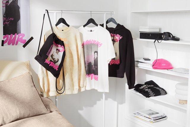 H&Mからショーン・メンデス「The Tour」マーチ・コレクションが発売!