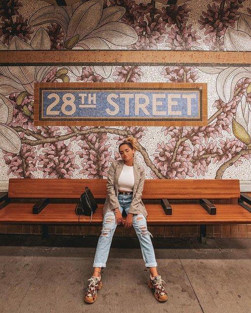 便利なだけじゃない!「観る」も楽しいニューヨークの地下鉄駅!