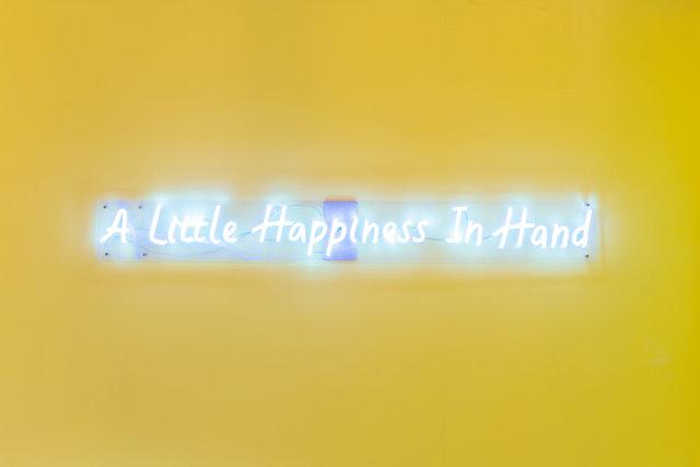小さな幸せ♡黄色い店内とネオンライトがキュートな本格派チーズティー専門店がオープン!