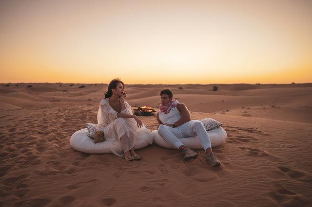人気カップルYUKI&Davideが選ぶ♡2人で旅する「ドバイ」のオススメ体験ランキング!