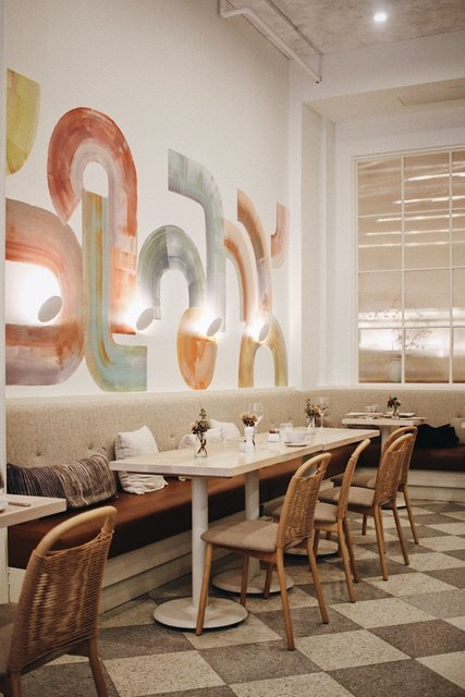 女子がときめく空間♡フローリストがオープンしたNYのレストラン!