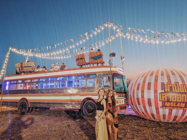 寒い日本を脱出してパタヤへ!タイ最大級のフェス「Wonderfruit Festival」に参戦♪