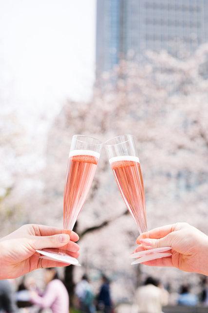 桜ライトアップやフラワーアートで春を祝う「MIDTOWN BLOSSOM 2020」開催!