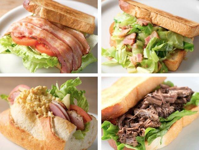 代官山の老舗サンドイッチ専門店が復活!「ONOMICHI TOM'S SANDWICH & BAR」としてオープン!