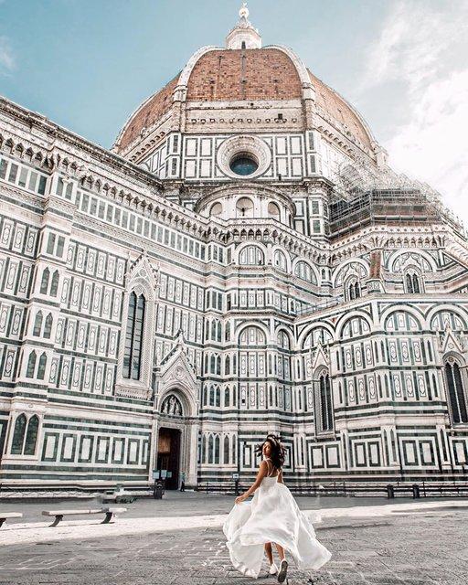 414段vs463段。フィレンツェでするべきはどっち?