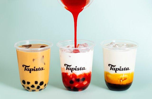 タピオカ専門店Taspita、春から楽しめるドリンクが一斉リリース!