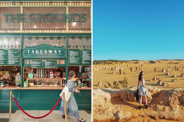自然たっぷりのパース&センス溢れるシドニー、あなたが好きなオーストラリアはどっち?