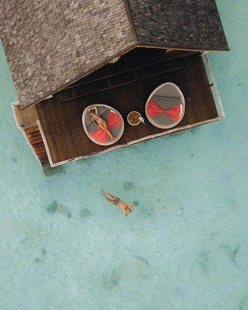 1日35組!サンゴ礁に囲まれたラグジュアリーなパラダイス