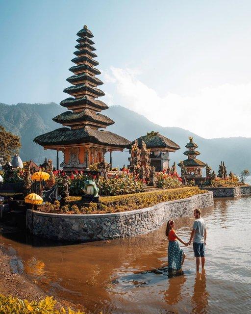 神々の島と呼ばれるバリのスピリチュアルな寺院たち