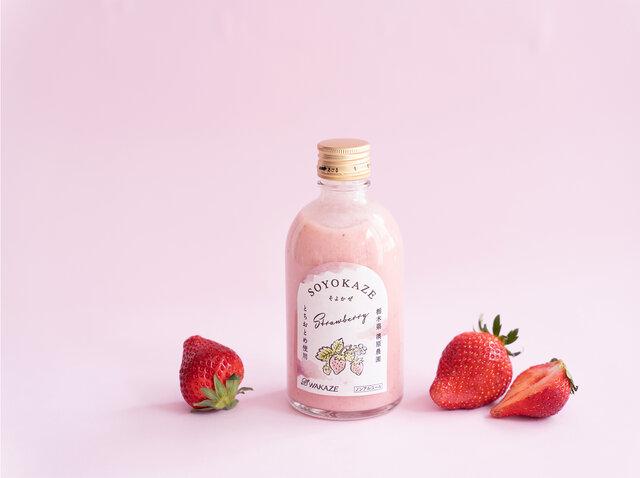 """健康に美容に!ボトルも可愛いフレッシュ果実の""""旅する甘酒""""ブランド「SOYOKAZE(そよかぜ)」誕生"""