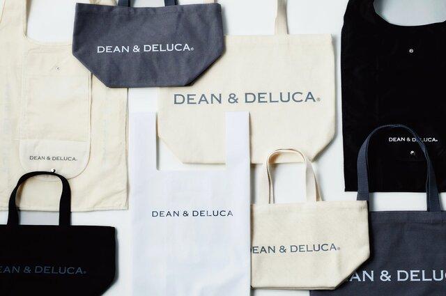 用途と好みで選びたい!DEAN & DELUCAのおしゃれなマイバッグに新作2種類登場