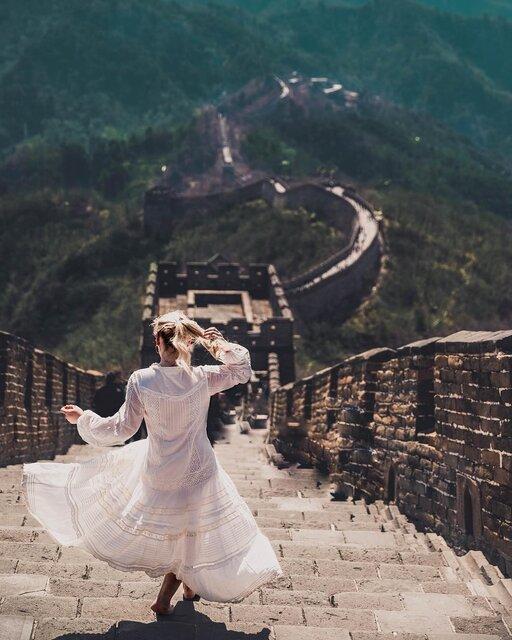 北京から日帰りで楽しめる「万里の長城」