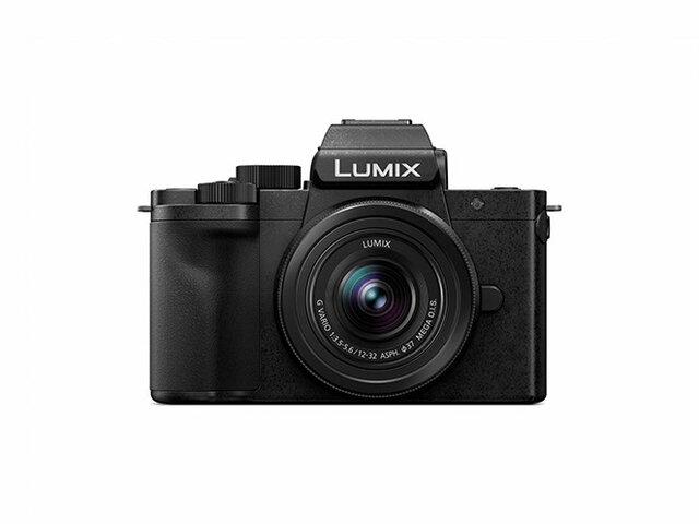 新しいVlogミラーレス一眼『LUMIX G100』がパナソニックから登場!