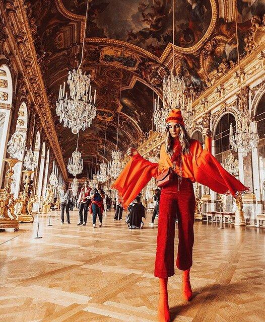 マリー・アントワネットを訪ねにヴェルサイユ宮殿へ