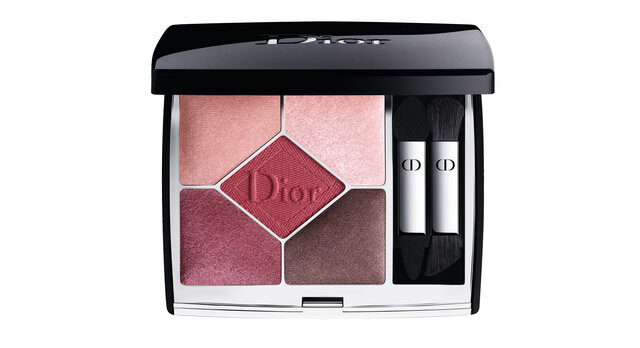 Diorの人気アイシャドウがリニューアル !「サンク クルール クチュール」で目もとをドレスアップ