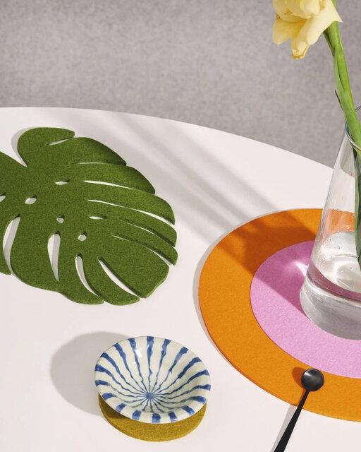 LAブランド「graf lantz(グラフランツ)」のLove Greenなトリベットでテーブルをおしゃれに演出!