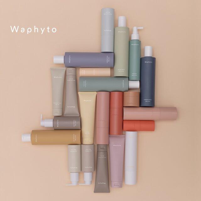 人生100年時代を美しく!日本初の植物バイオ療法ブランド「Waphyto(ワフィト)」