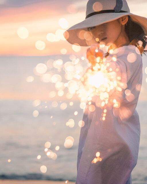 【撮影がもっと好きになる写真術 #2】玉ボケで表現する花火が幻想的で美しい