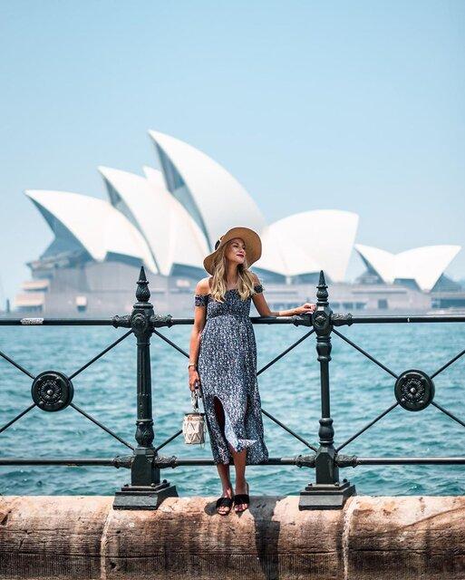 世界遺産でありオーストラリアの象徴でもある「シドニー・オペラハウス」